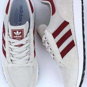 sports shoes 2ff82 29217 adidas Shoes - Adidas Mens Forest Grove Shoes US 10 Retro NEW